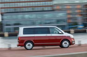 Ver foto 25 de Volkswagen Multivan Bulli T6.1 2019