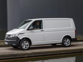 Ver foto 10 de Volkswagen Transporter Van 2020