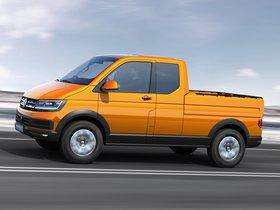 Ver foto 4 de Volkswagen Tristar Concept 2014