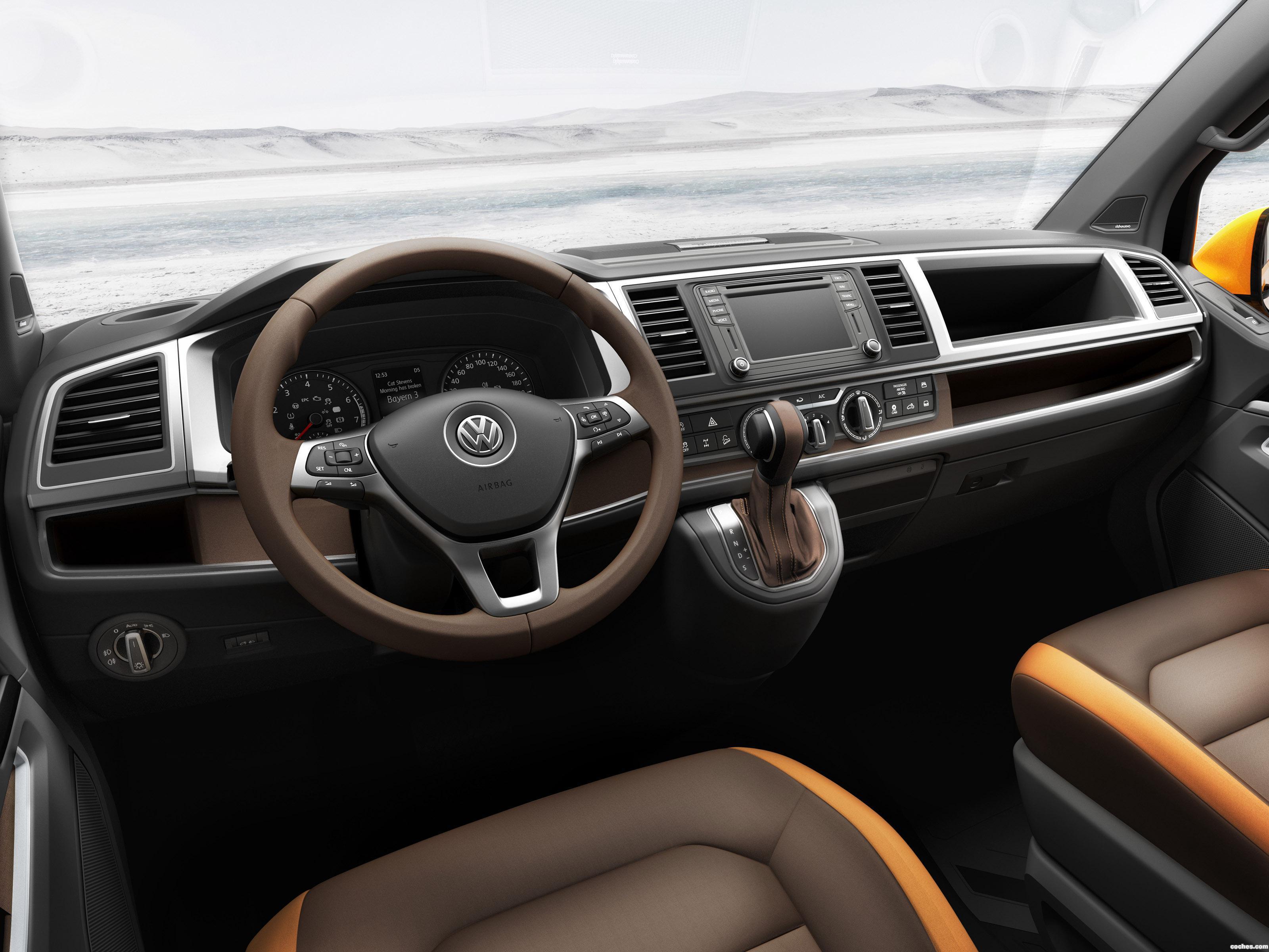 Foto 6 de Volkswagen Tristar Concept 2014