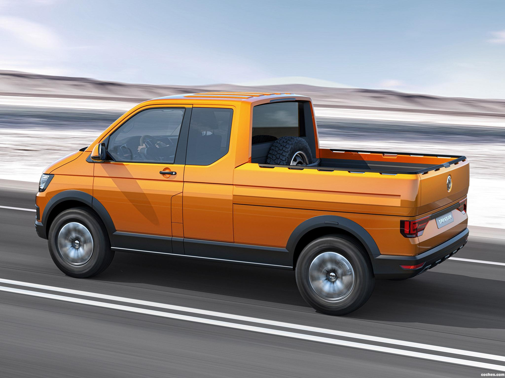 Foto 4 de Volkswagen Tristar Concept 2014