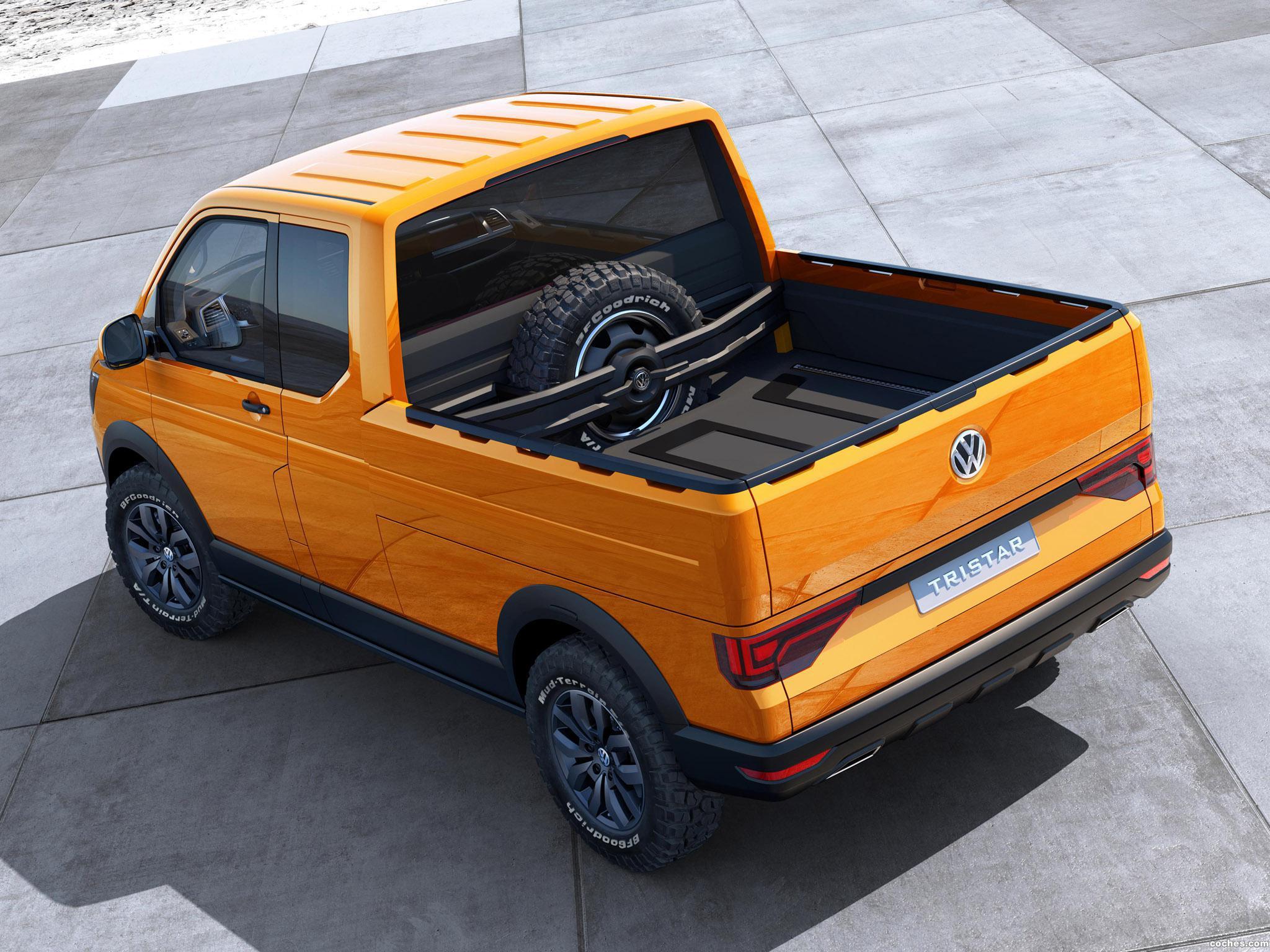 Foto 1 de Volkswagen Tristar Concept 2014