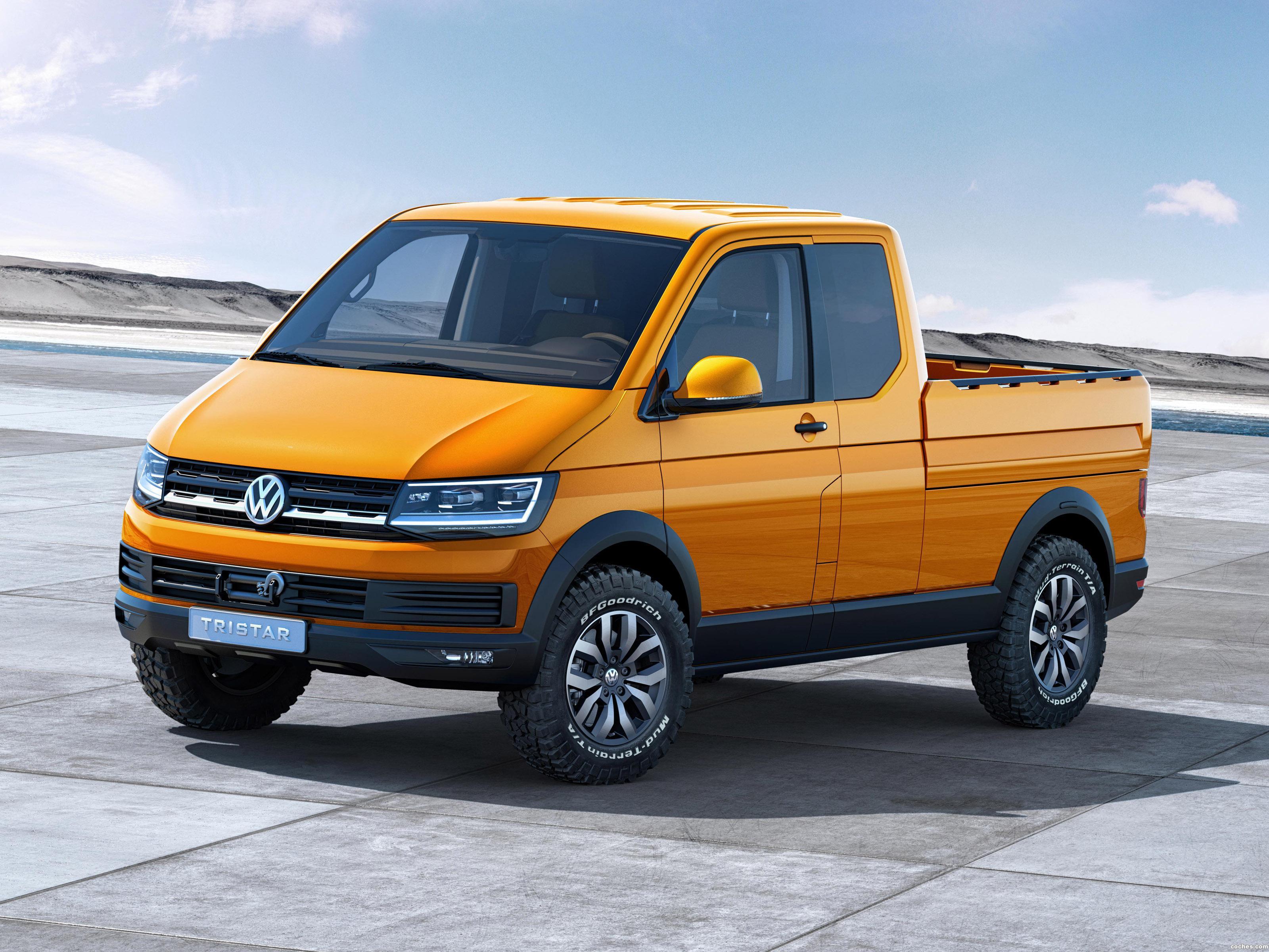 Foto 0 de Volkswagen Tristar Concept 2014