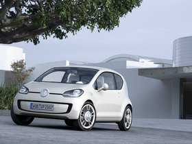 Fotos de Volkswagen Up! Concept 2007