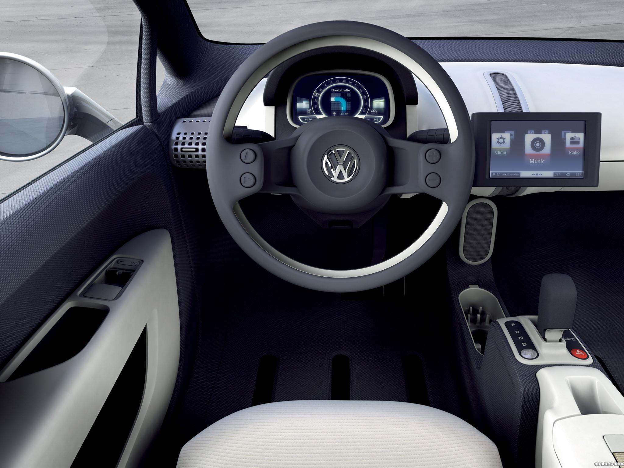 Foto 10 de Volkswagen Up! Concept 2007