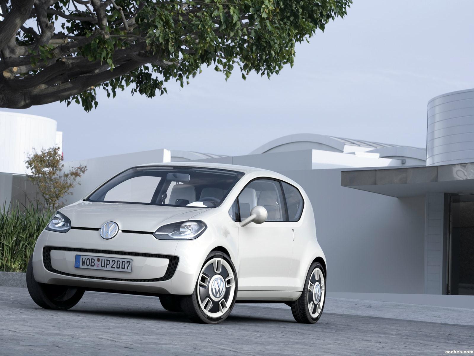Foto 0 de Volkswagen Up! Concept 2007
