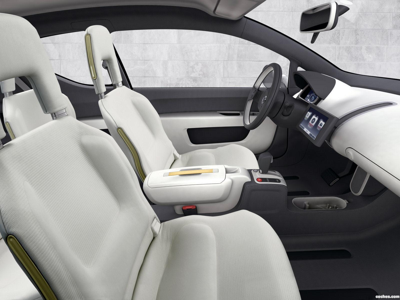 Foto 9 de Volkswagen Up! Concept 2007