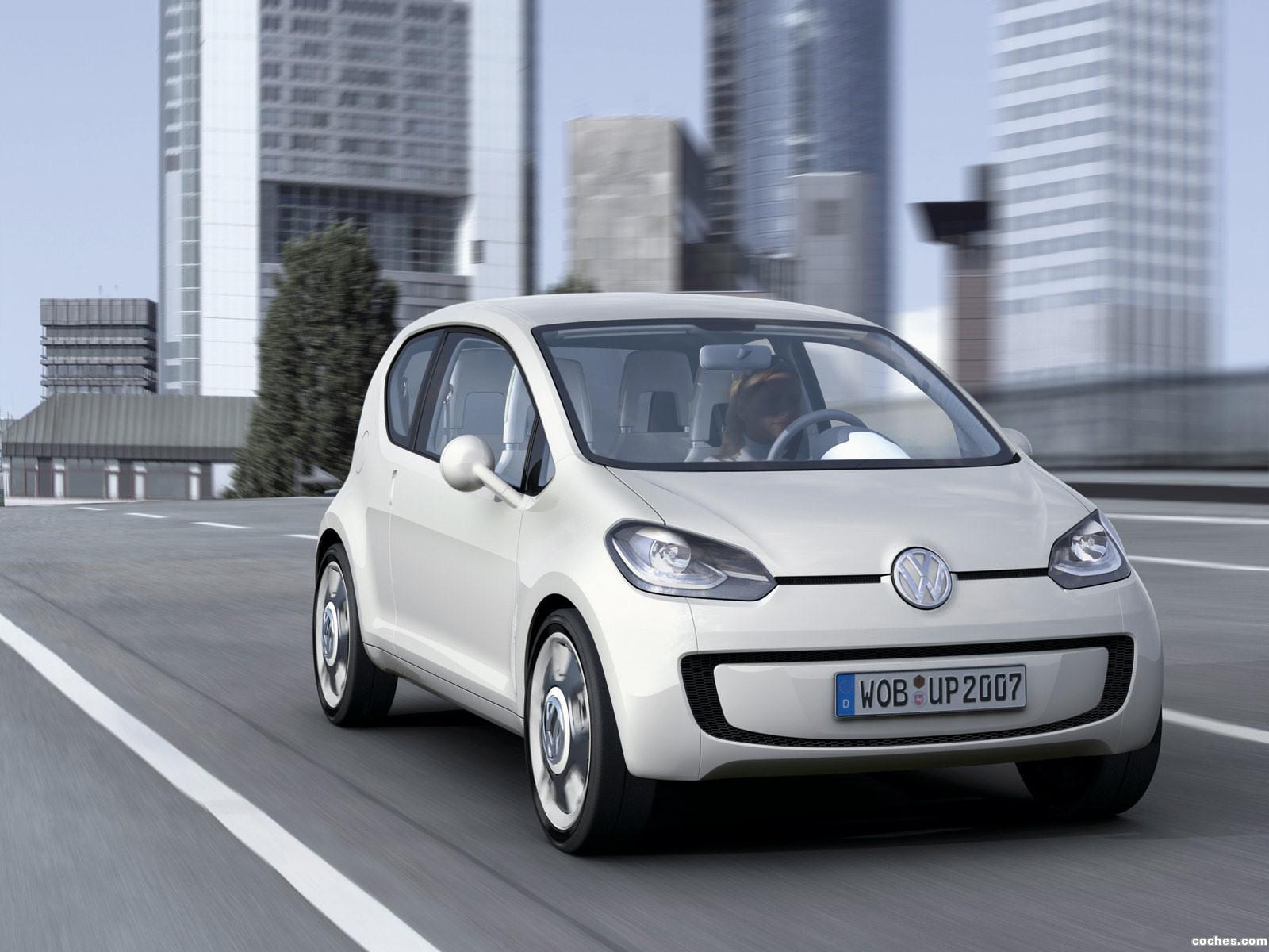 Foto 7 de Volkswagen Up! Concept 2007