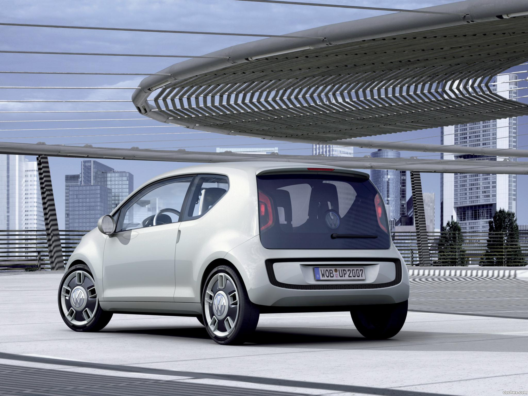 Foto 6 de Volkswagen Up! Concept 2007