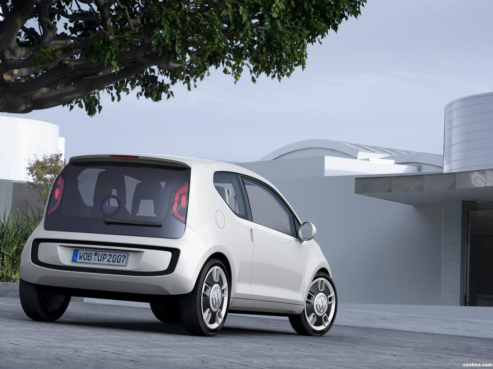 Foto 5 de Volkswagen Up! Concept 2007