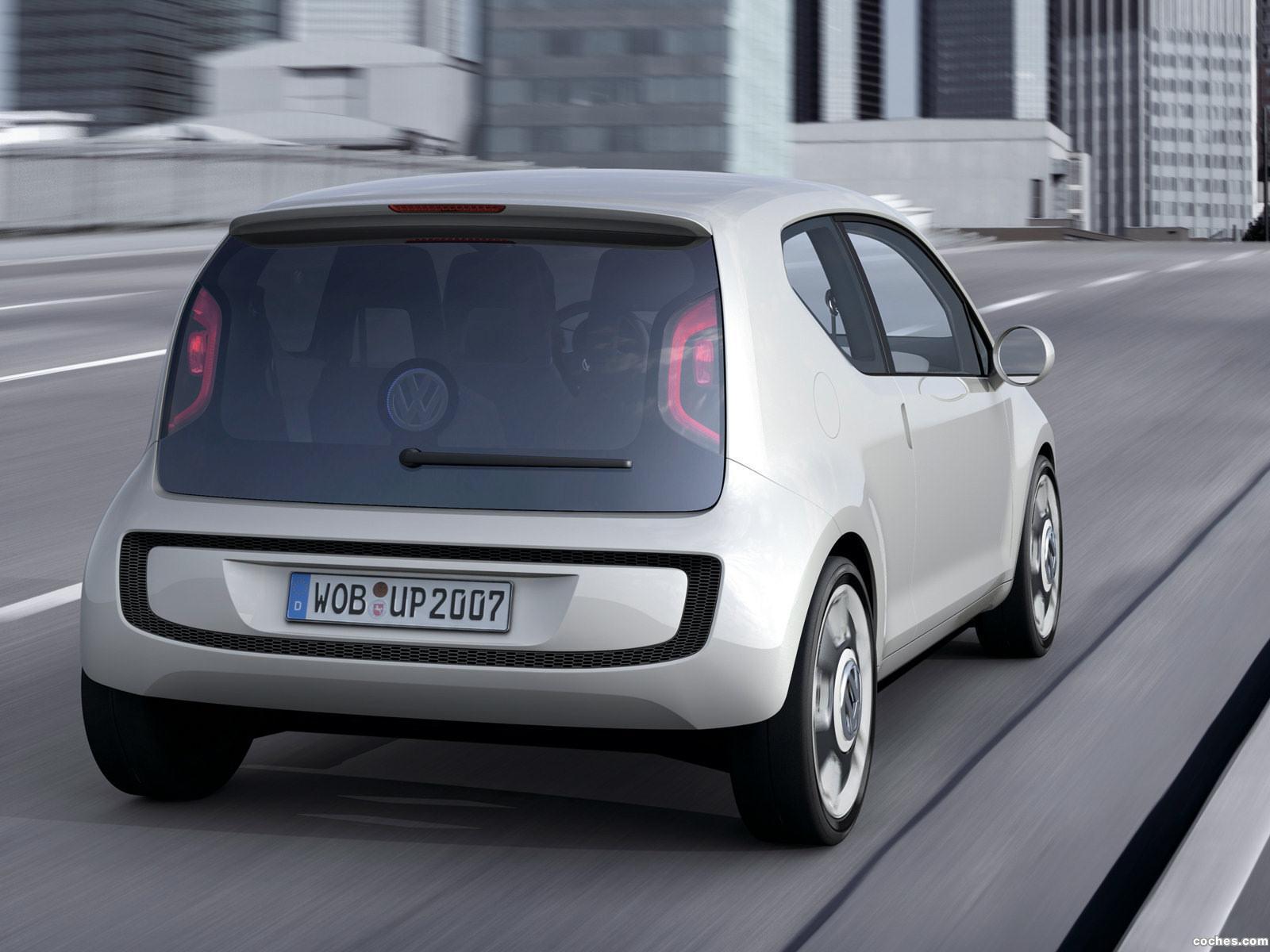 Foto 4 de Volkswagen Up! Concept 2007