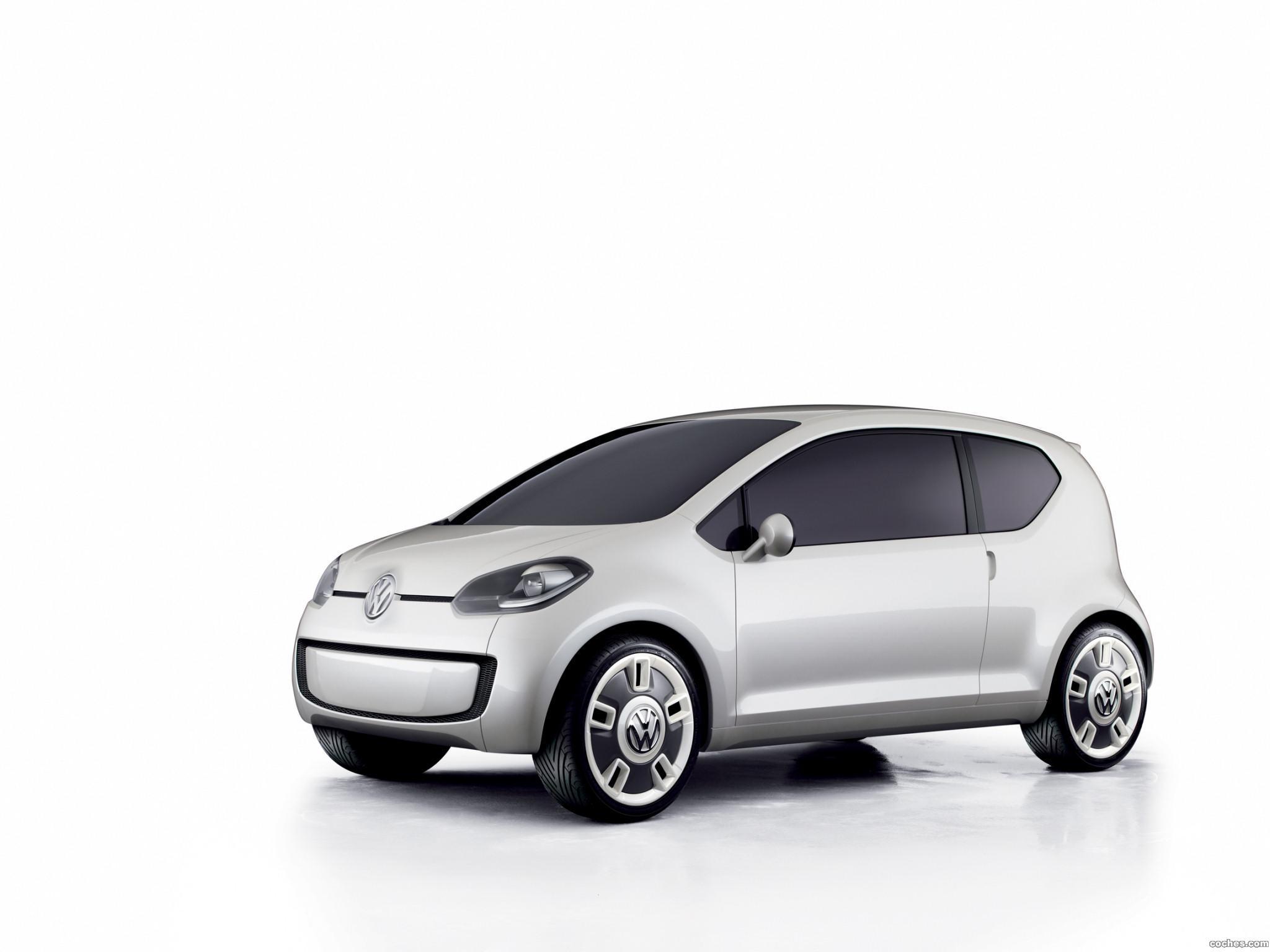 Foto 3 de Volkswagen Up! Concept 2007