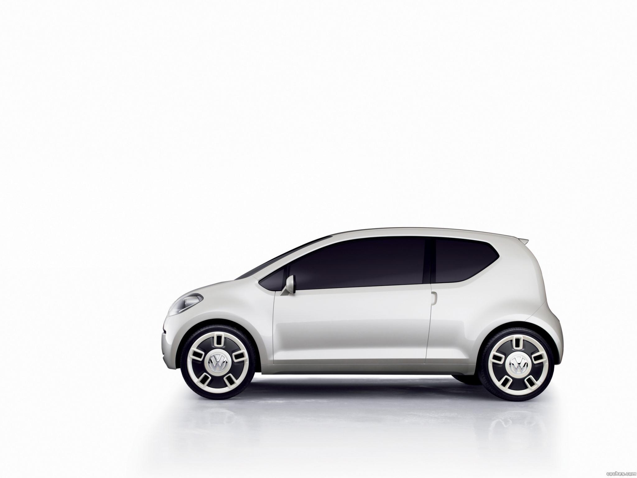 Foto 2 de Volkswagen Up! Concept 2007