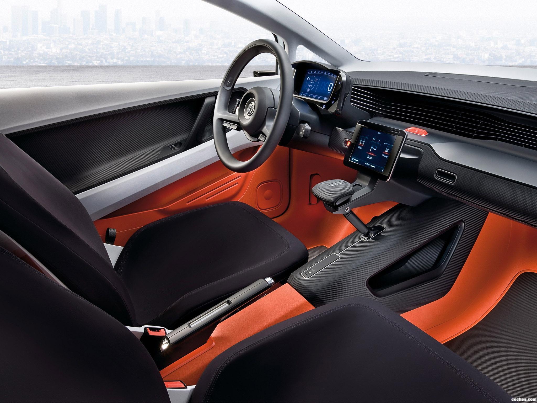 Foto 7 de Volkswagen Up! Lite Concept 2009