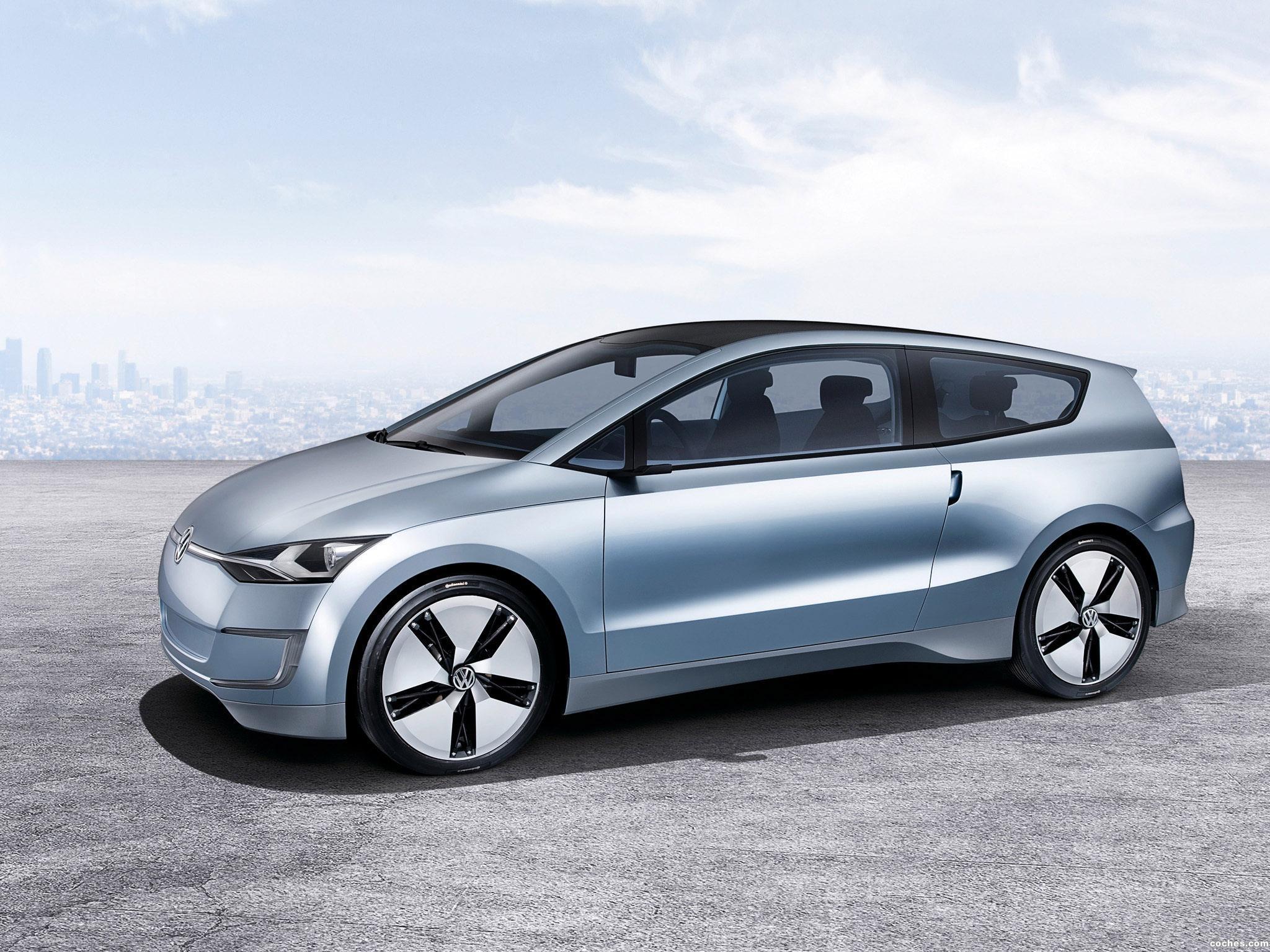 Foto 4 de Volkswagen Up! Lite Concept 2009