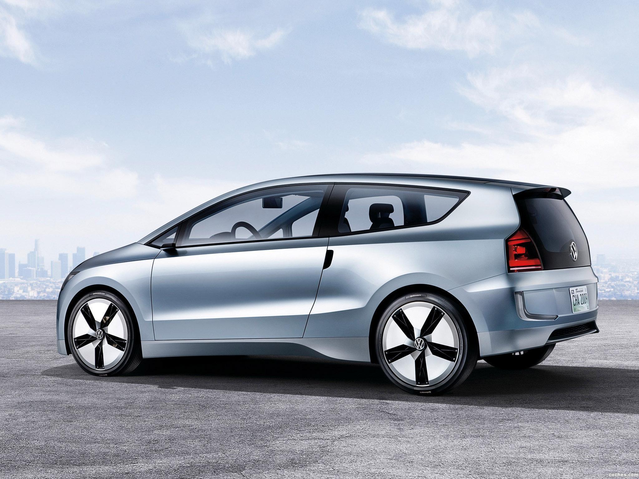 Foto 3 de Volkswagen Up! Lite Concept 2009