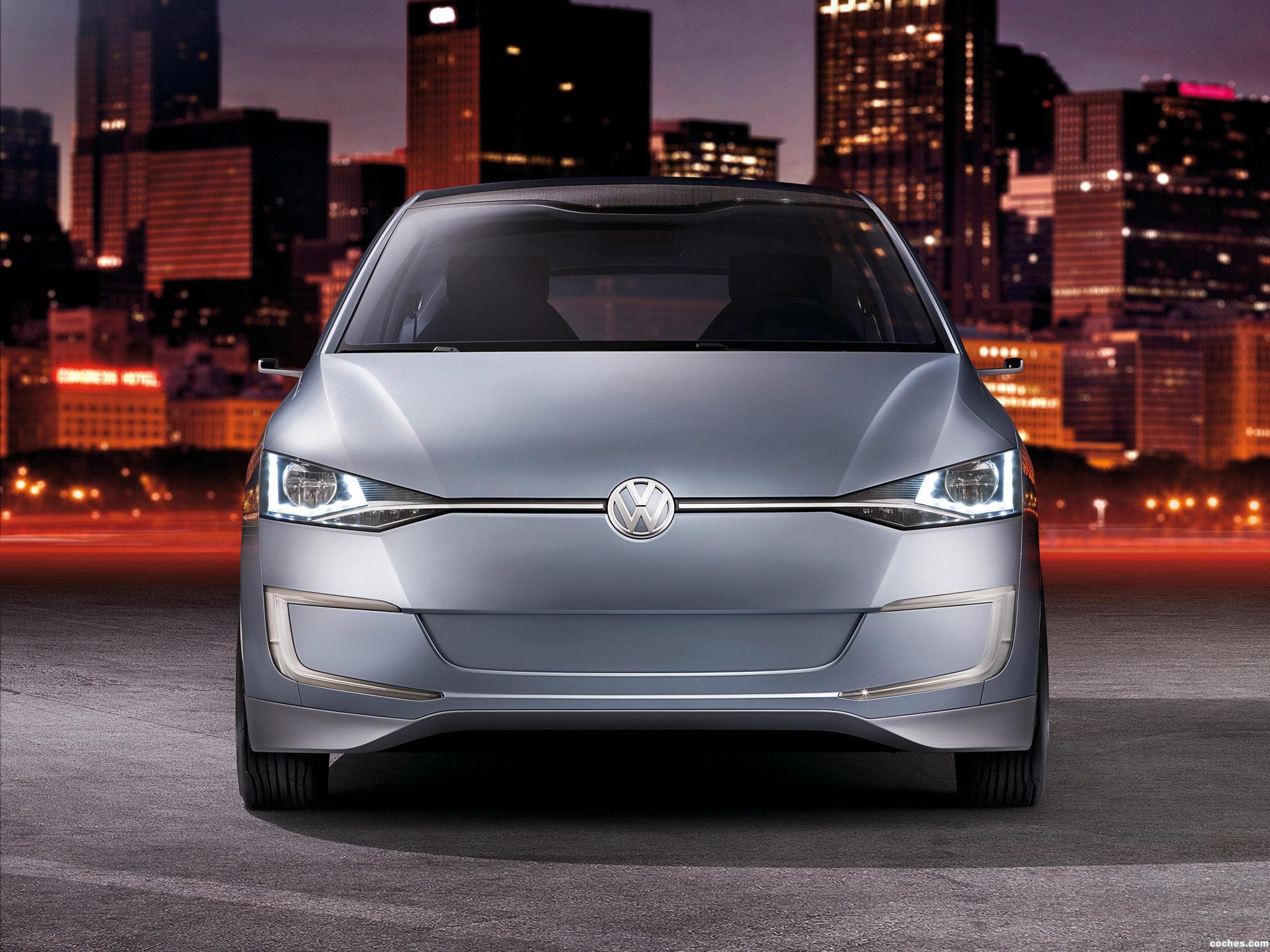 Foto 1 de Volkswagen Up! Lite Concept 2009