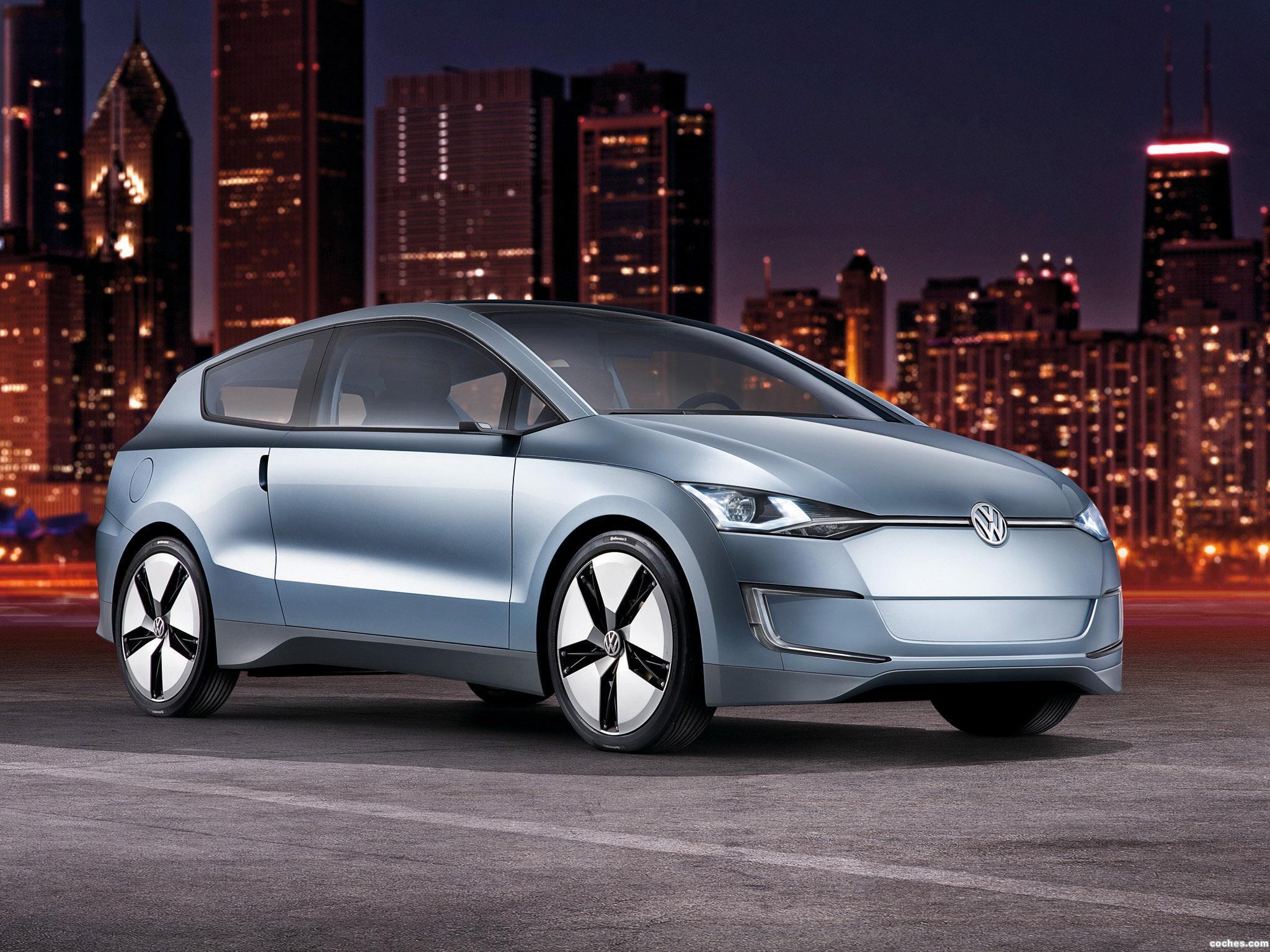 Foto 0 de Volkswagen Up! Lite Concept 2009