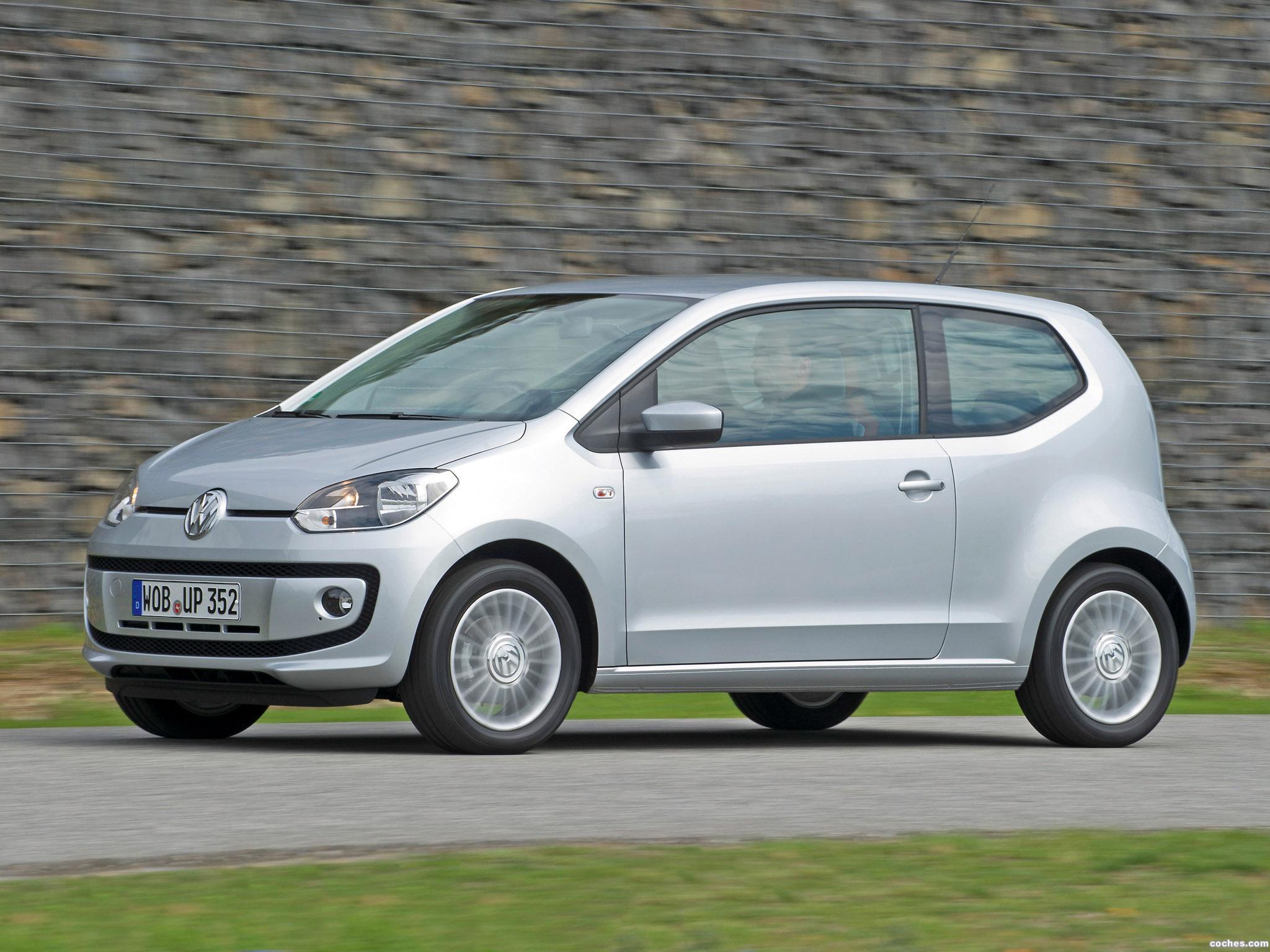 Foto 12 de Volkswagen Up! 3 puertas 2011