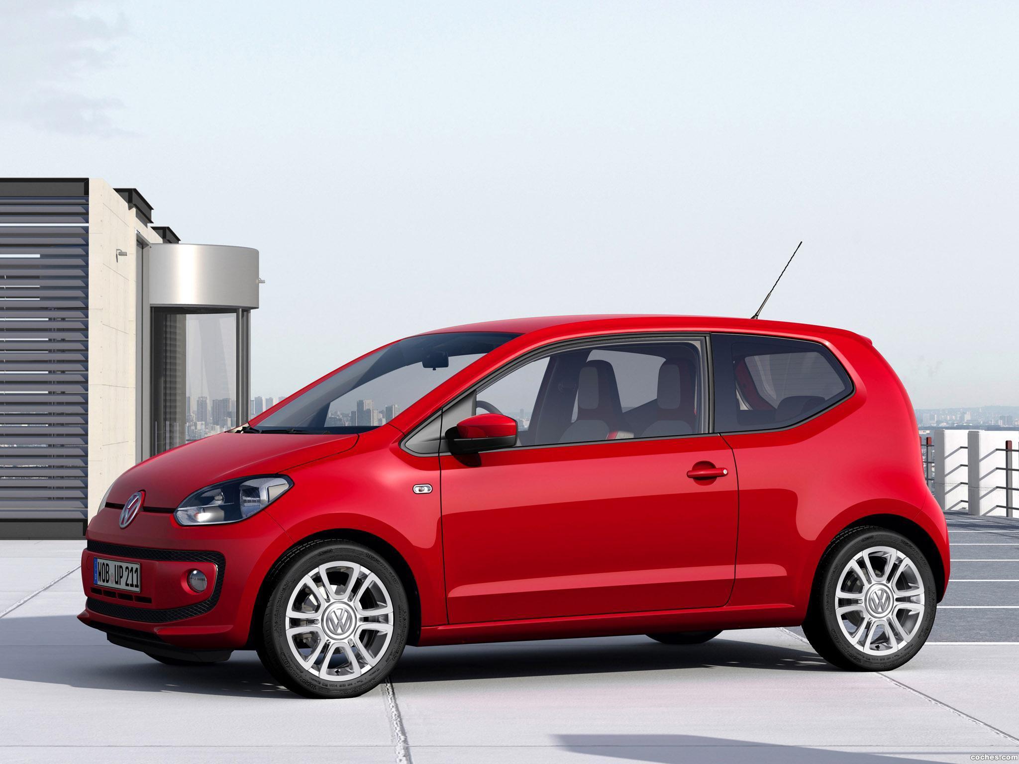 Foto 0 de Volkswagen Up! 3 puertas 2011
