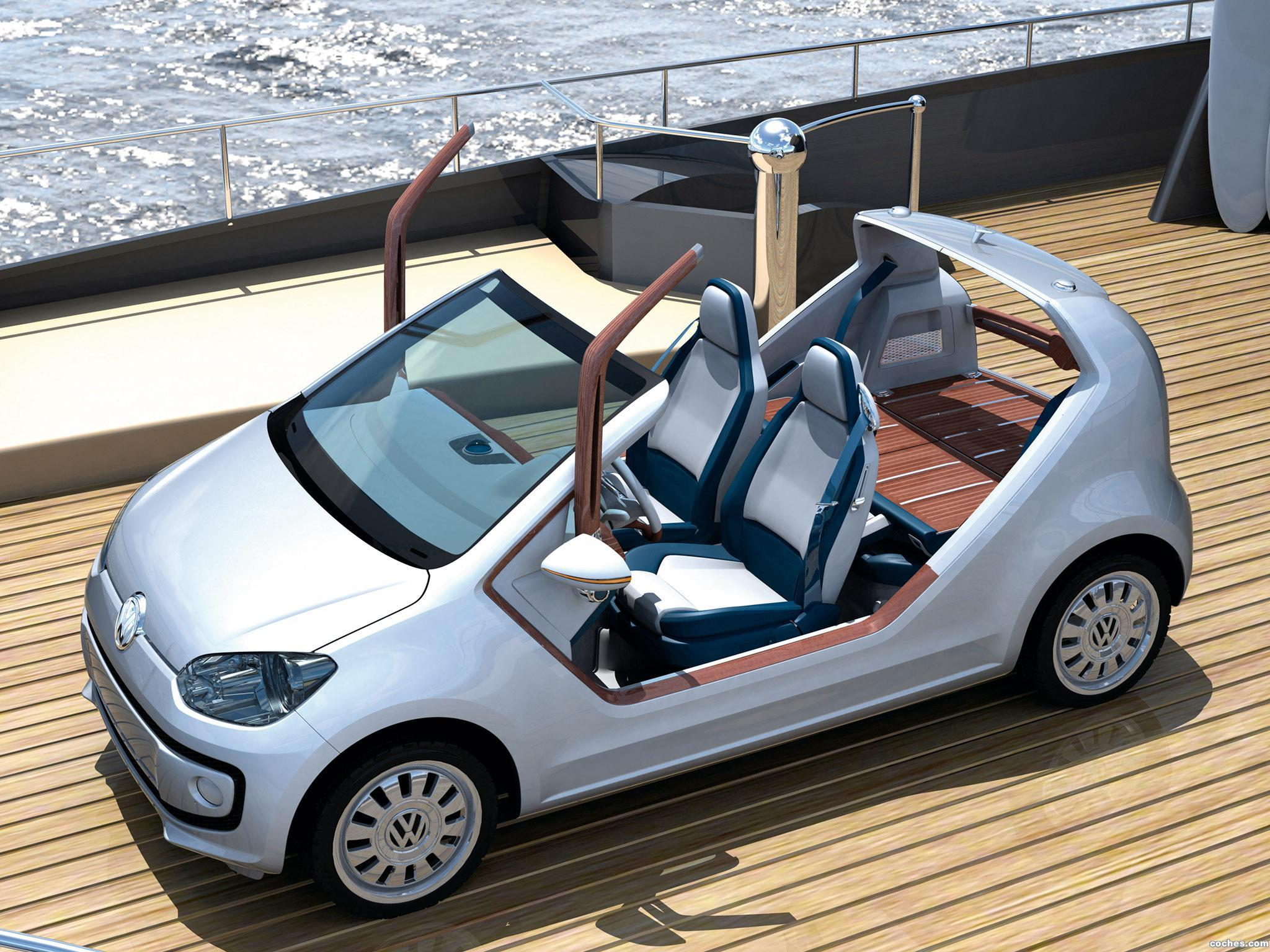 Foto 0 de Volkswagen Up! Azzurra Sailing Team Concept 2011
