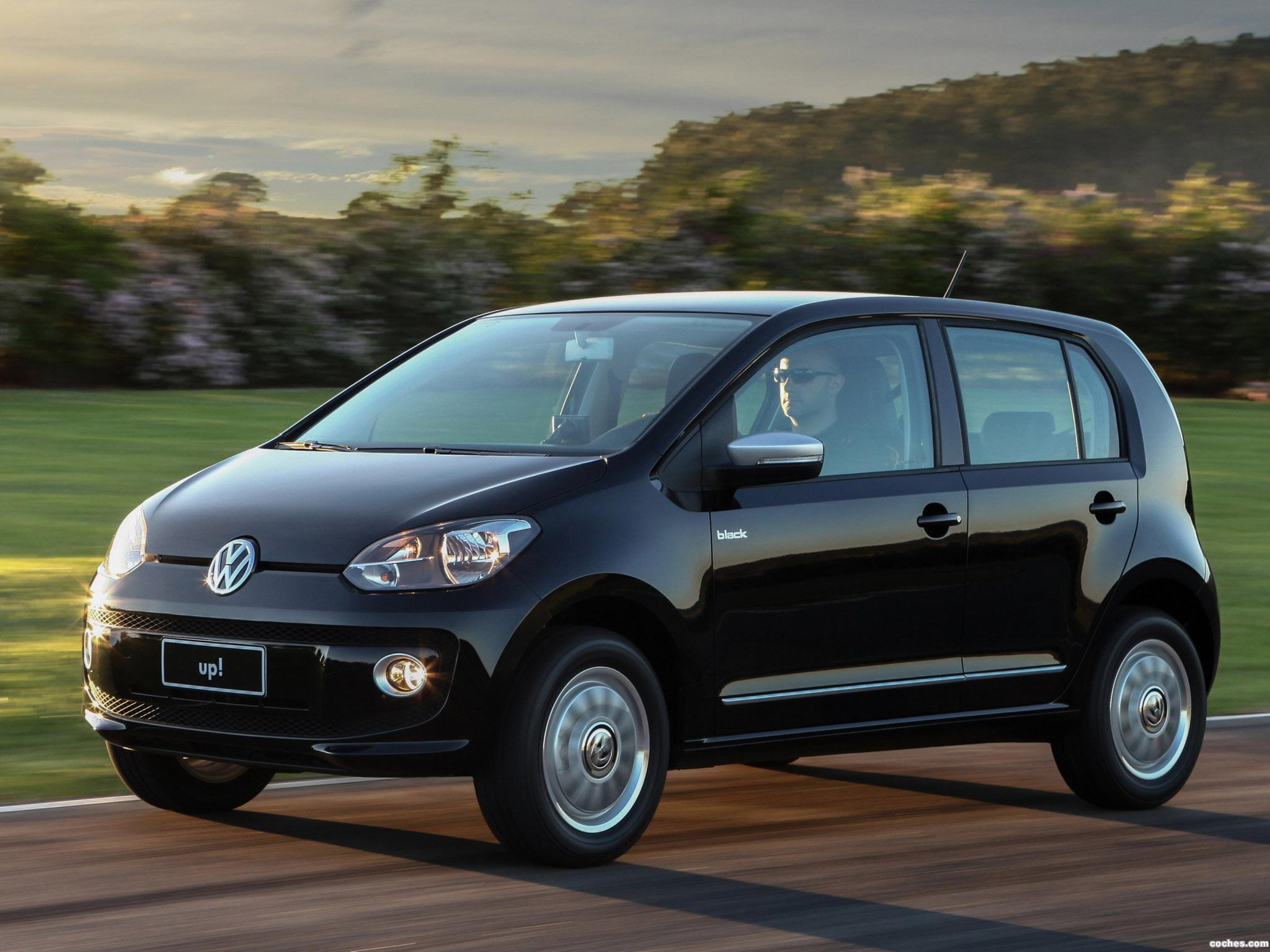 Foto 3 de Volkswagen Up! Black Brasil 2014