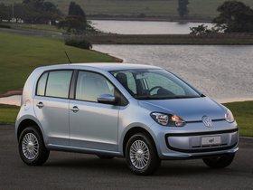 Ver foto 4 de Volkswagen Up! Brasil 2014