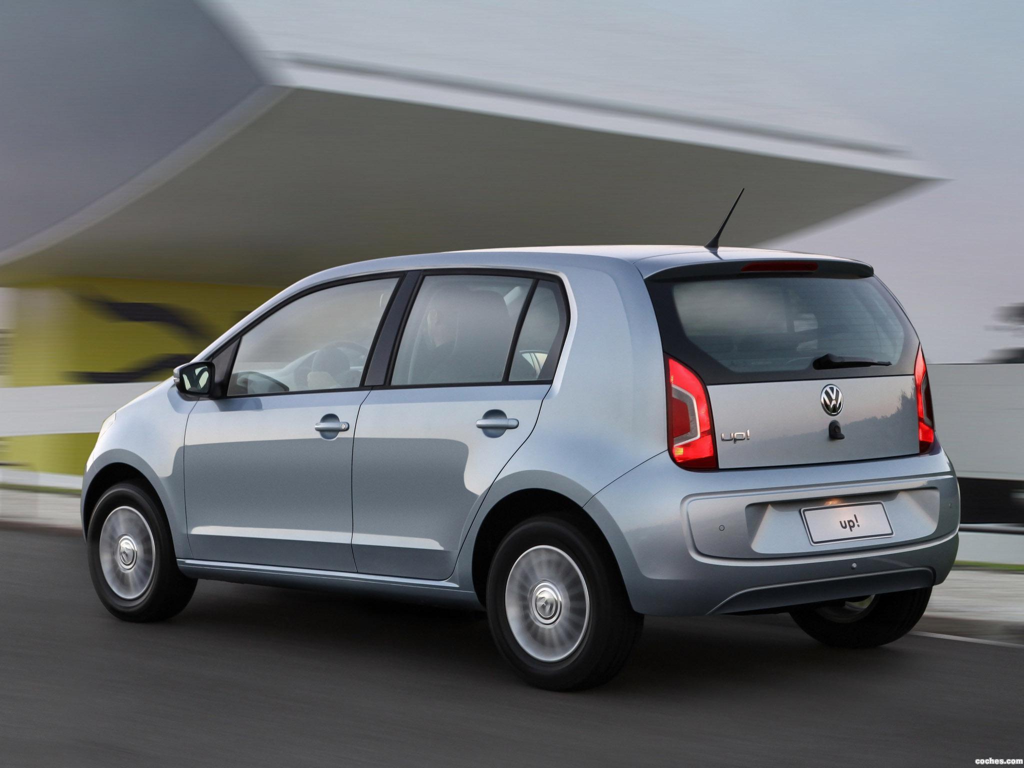 Foto 2 de Volkswagen Up! Brasil 2014