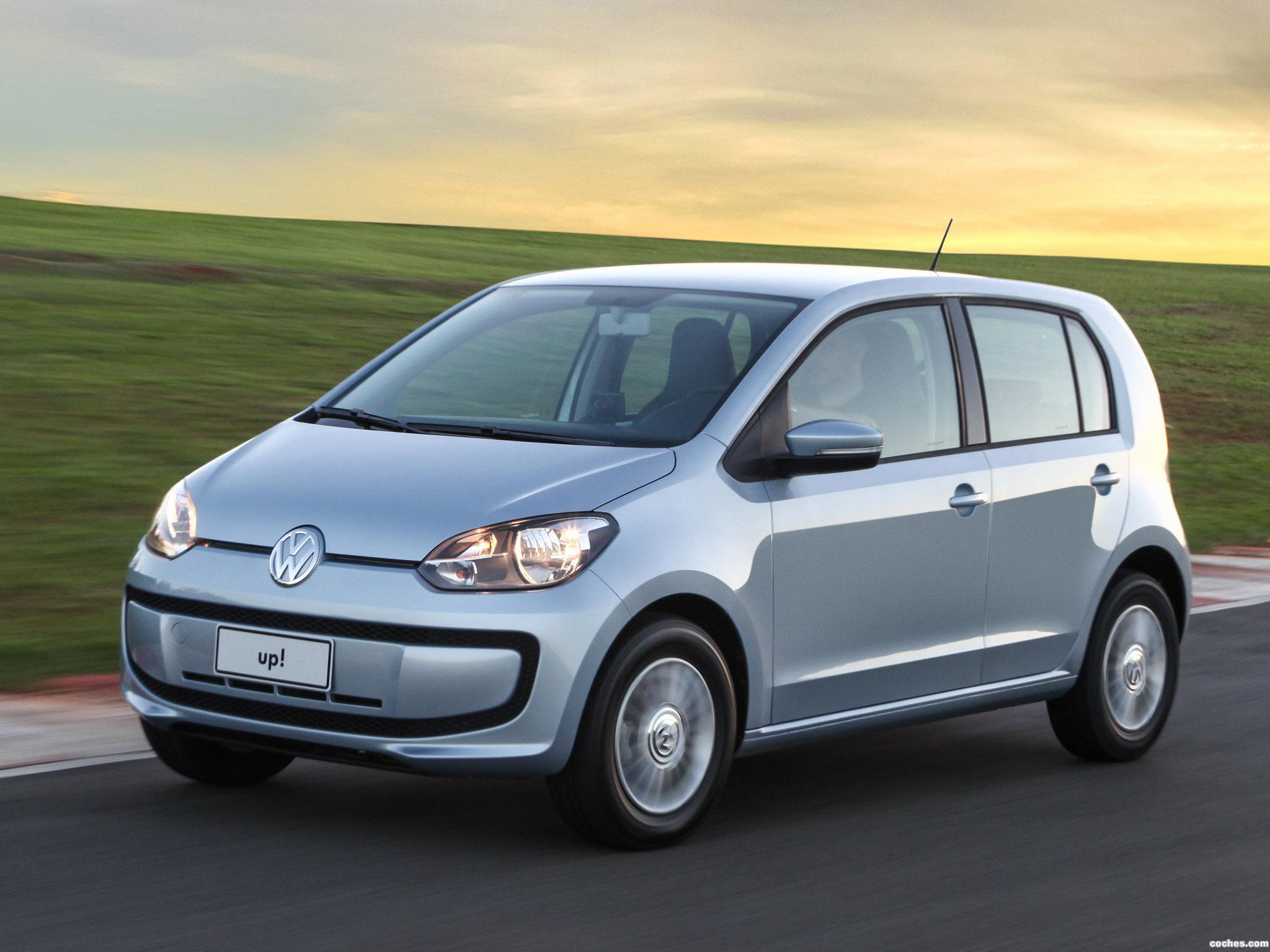 Foto 0 de Volkswagen Up! Brasil 2014