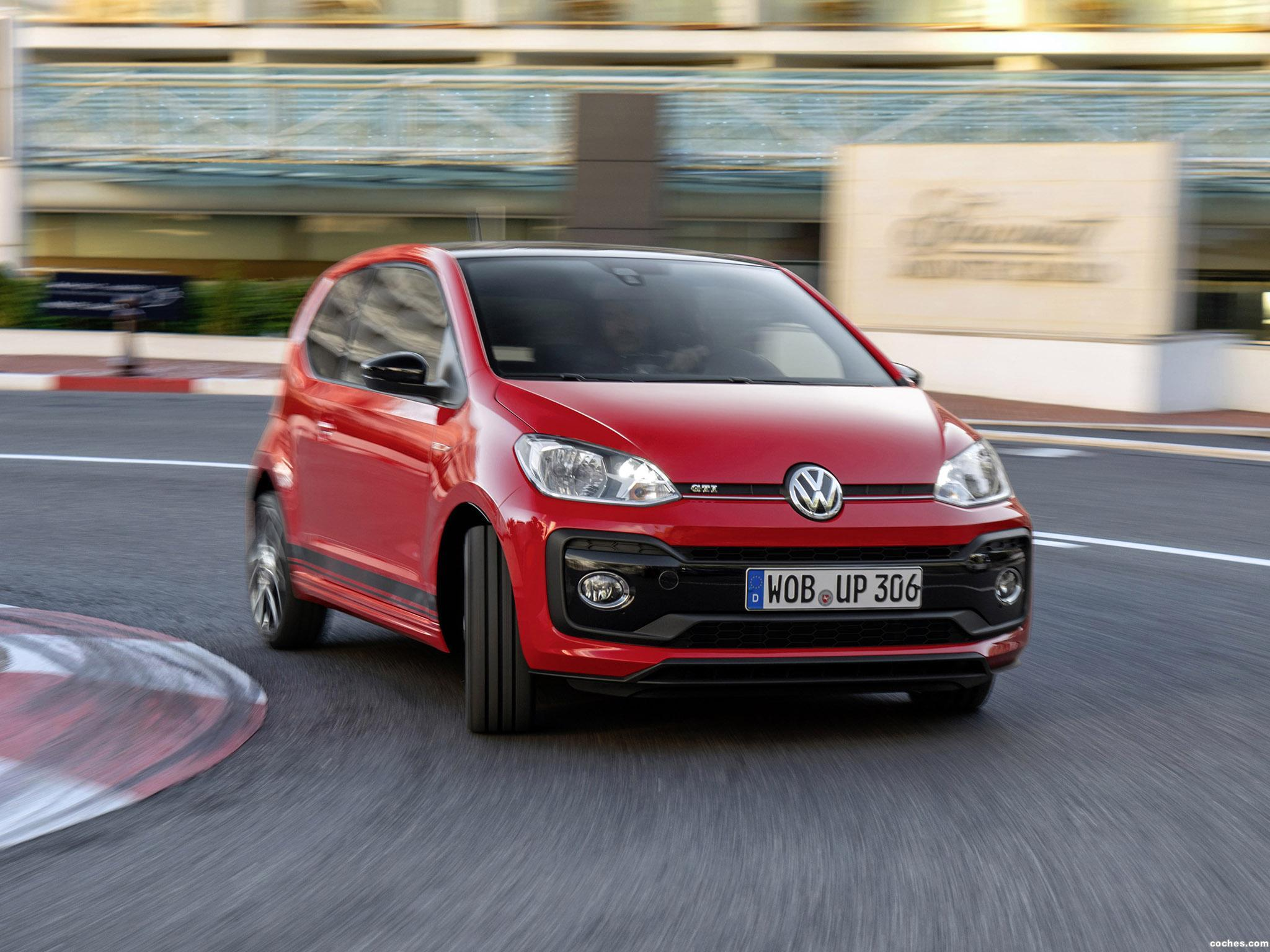 Foto 17 de Volkswagen Up! GTI 2018