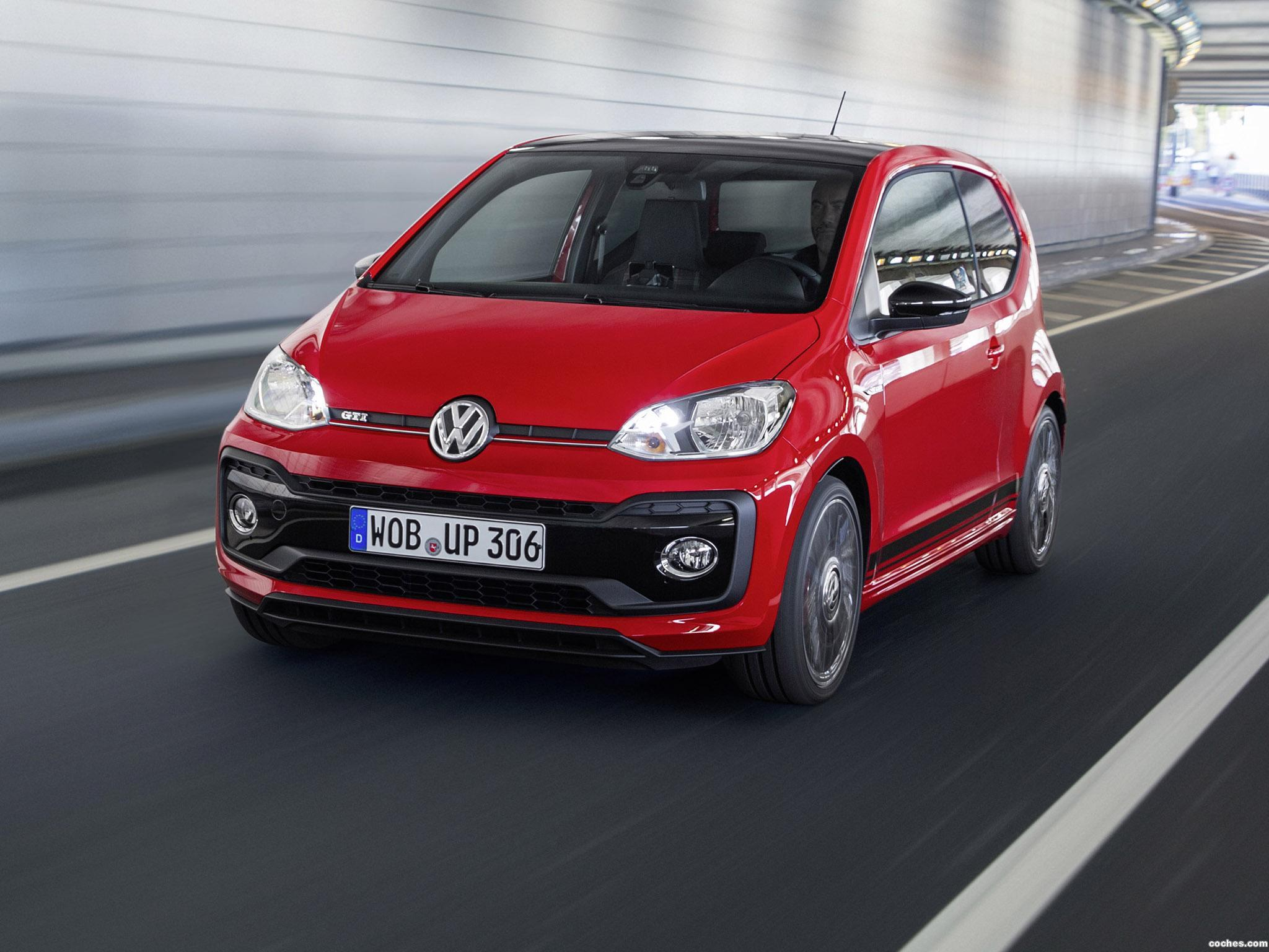 Foto 10 de Volkswagen Up! GTI 2018