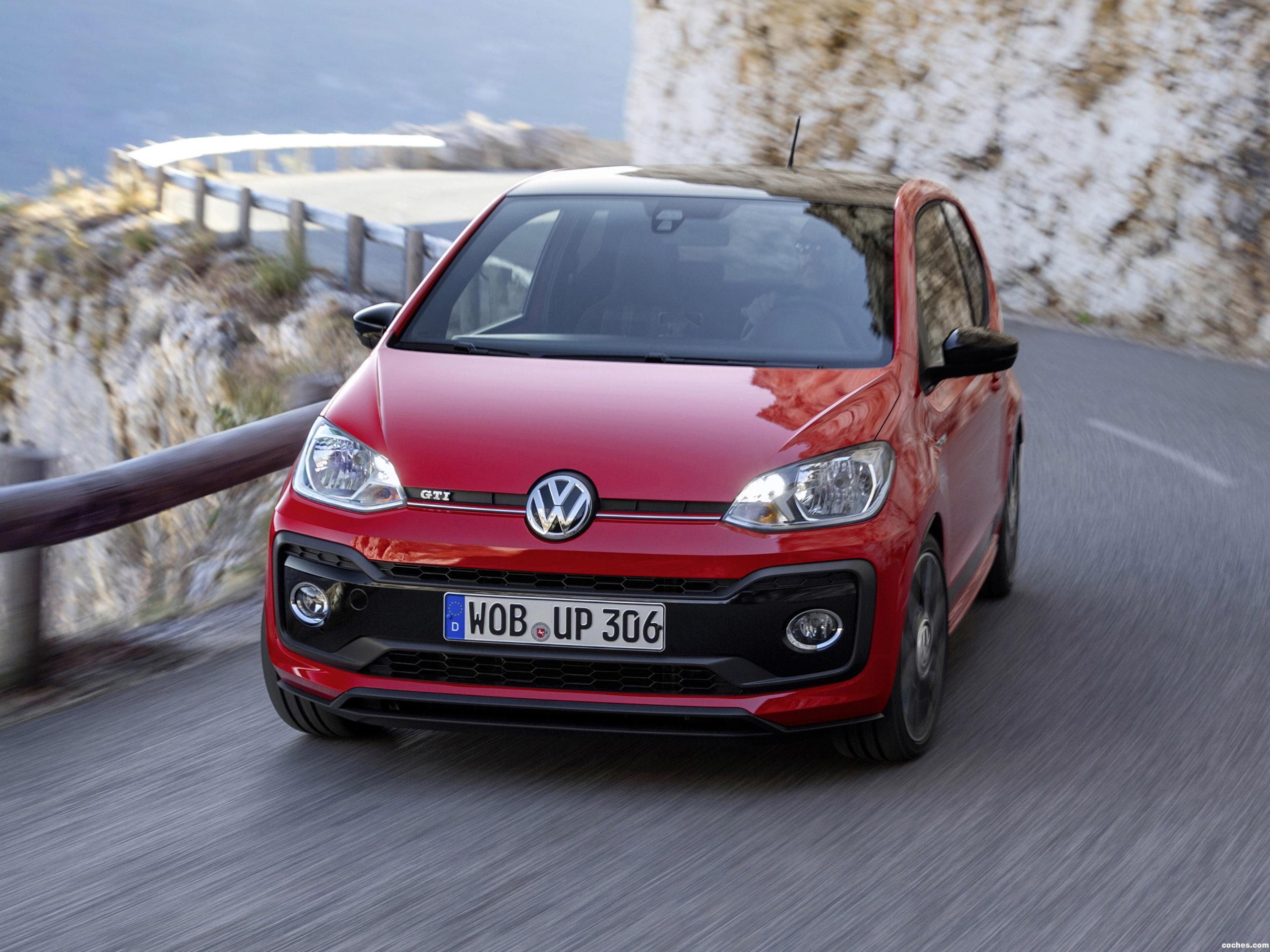 Foto 0 de Volkswagen Up! GTI 2018