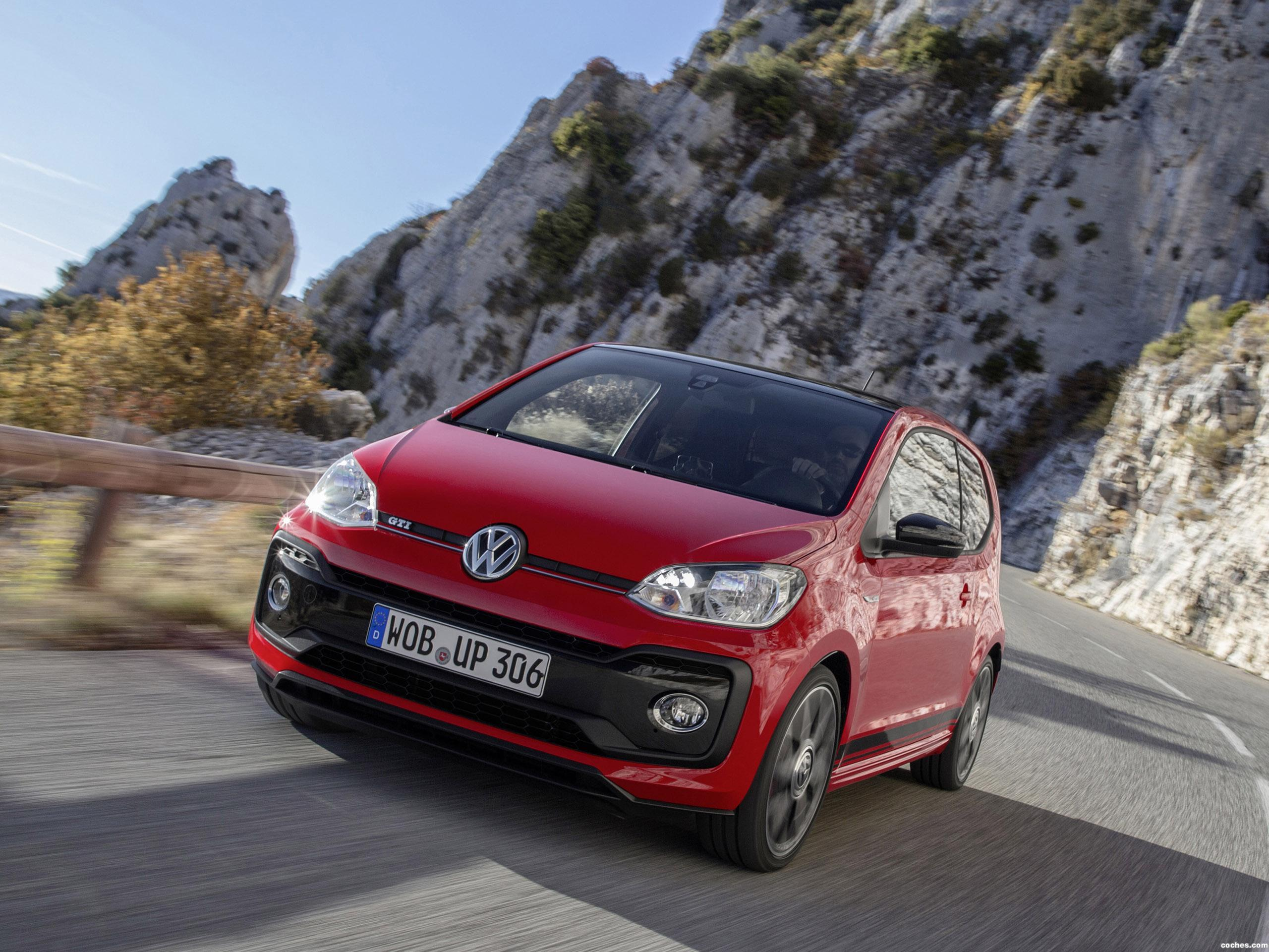 Foto 25 de Volkswagen Up! GTI 2018