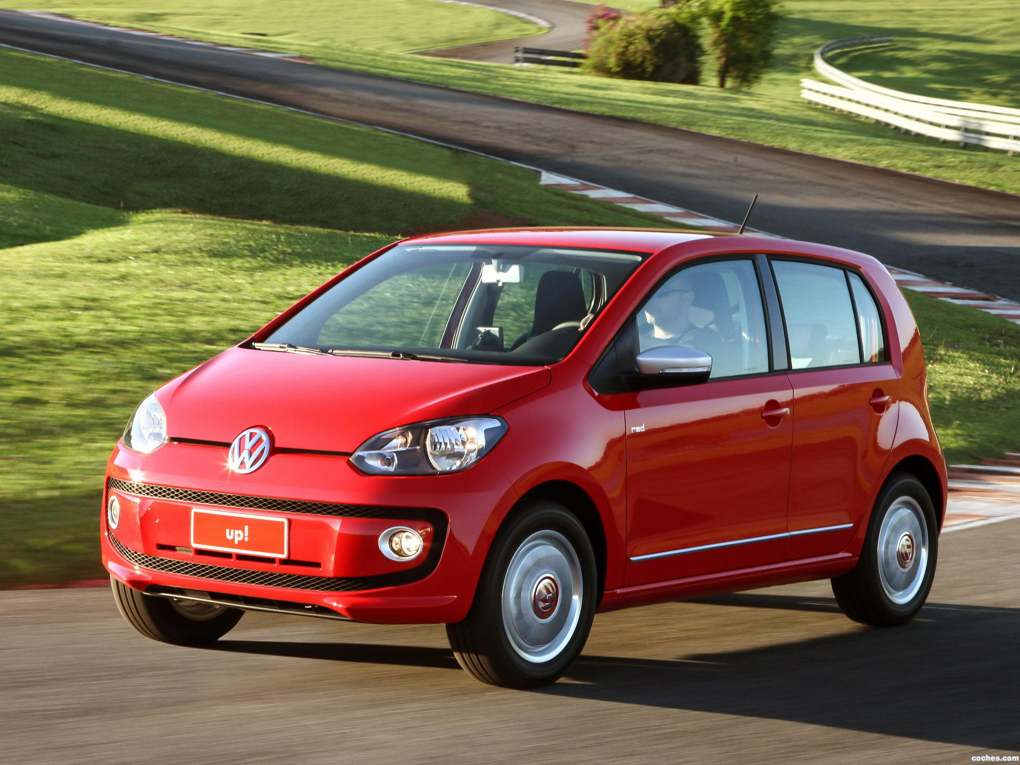 Foto 0 de Volkswagen Up Red Brasil 2014
