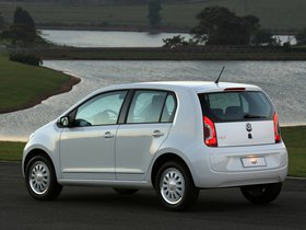 Ver foto 2 de Volkswagen Up! White Brasil 2014