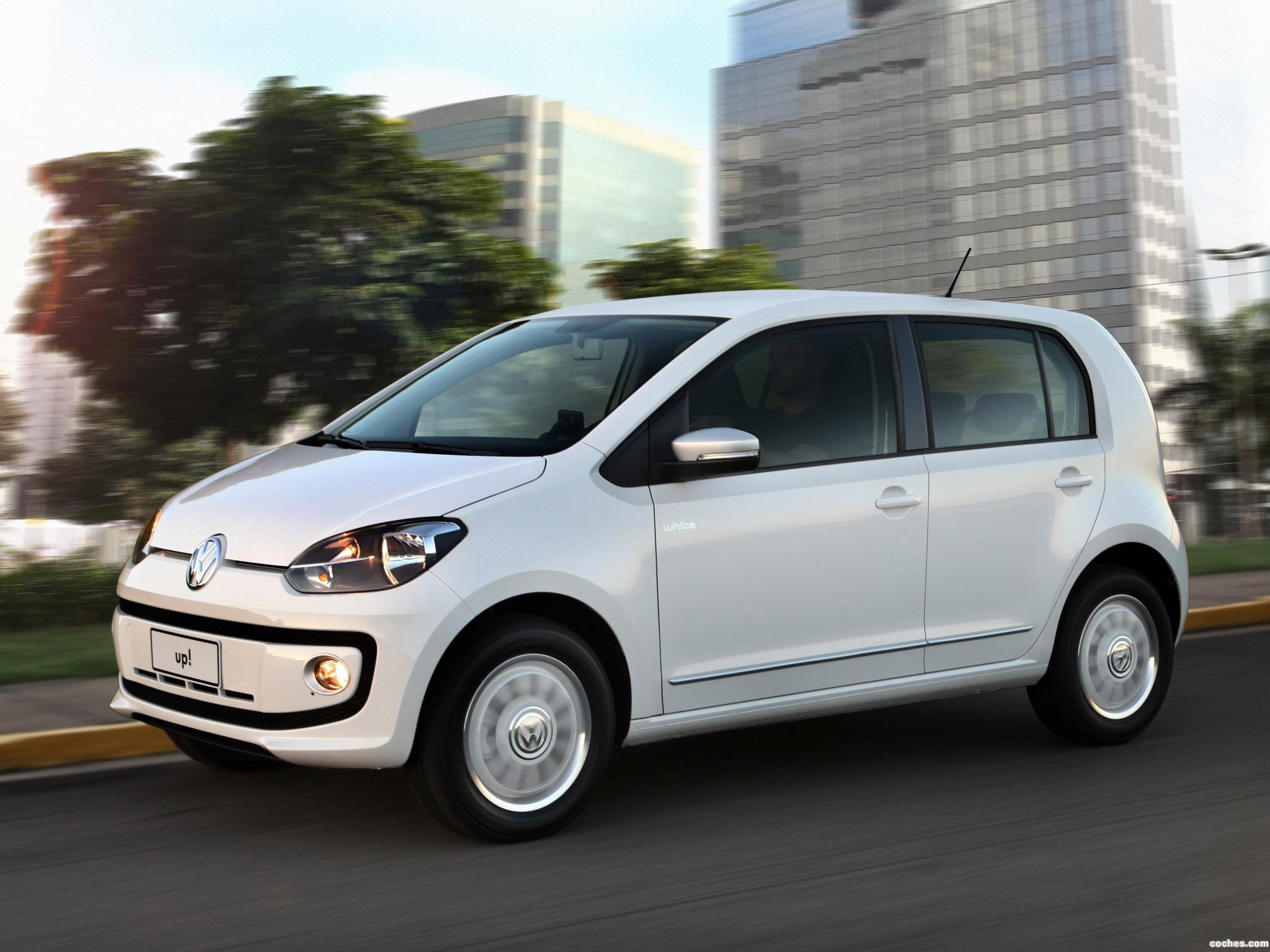 Foto 0 de Volkswagen Up! White Brasil 2014