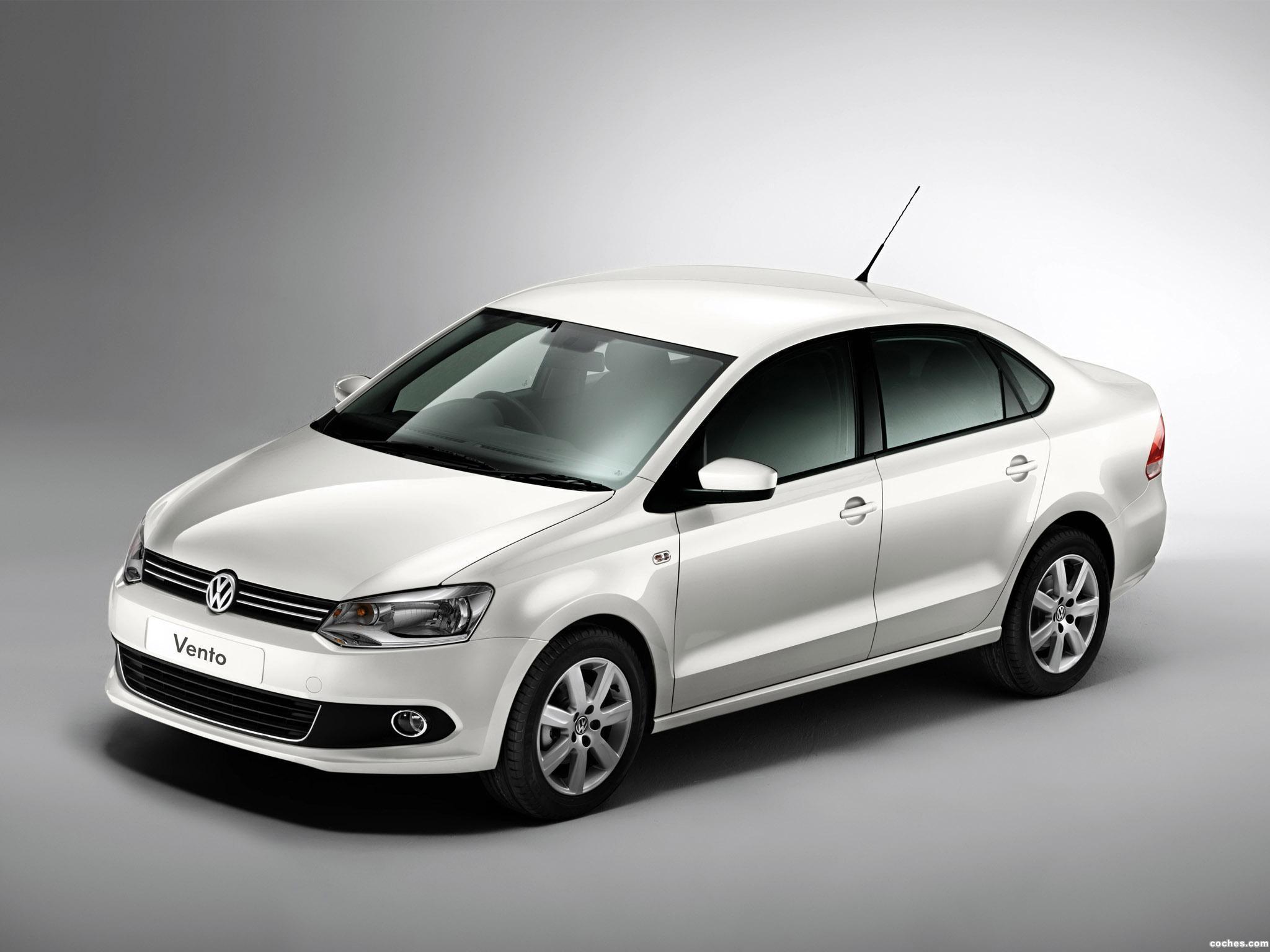 Foto 0 de Volkswagen Vento 2010