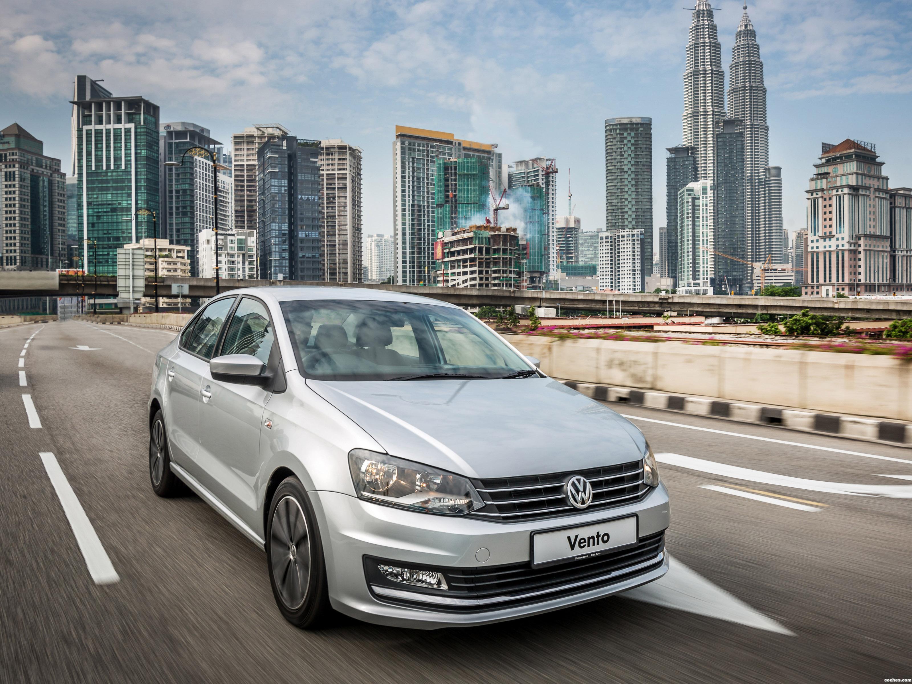 Foto 0 de Volkswagen Vento 2017