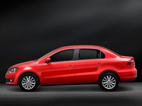Ver foto 8 de Volkswagen Voyage 2012