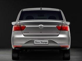 Ver foto 6 de Volkswagen Voyage 2012