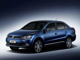 Ver foto 1 de Volkswagen Voyage Evidence 2014