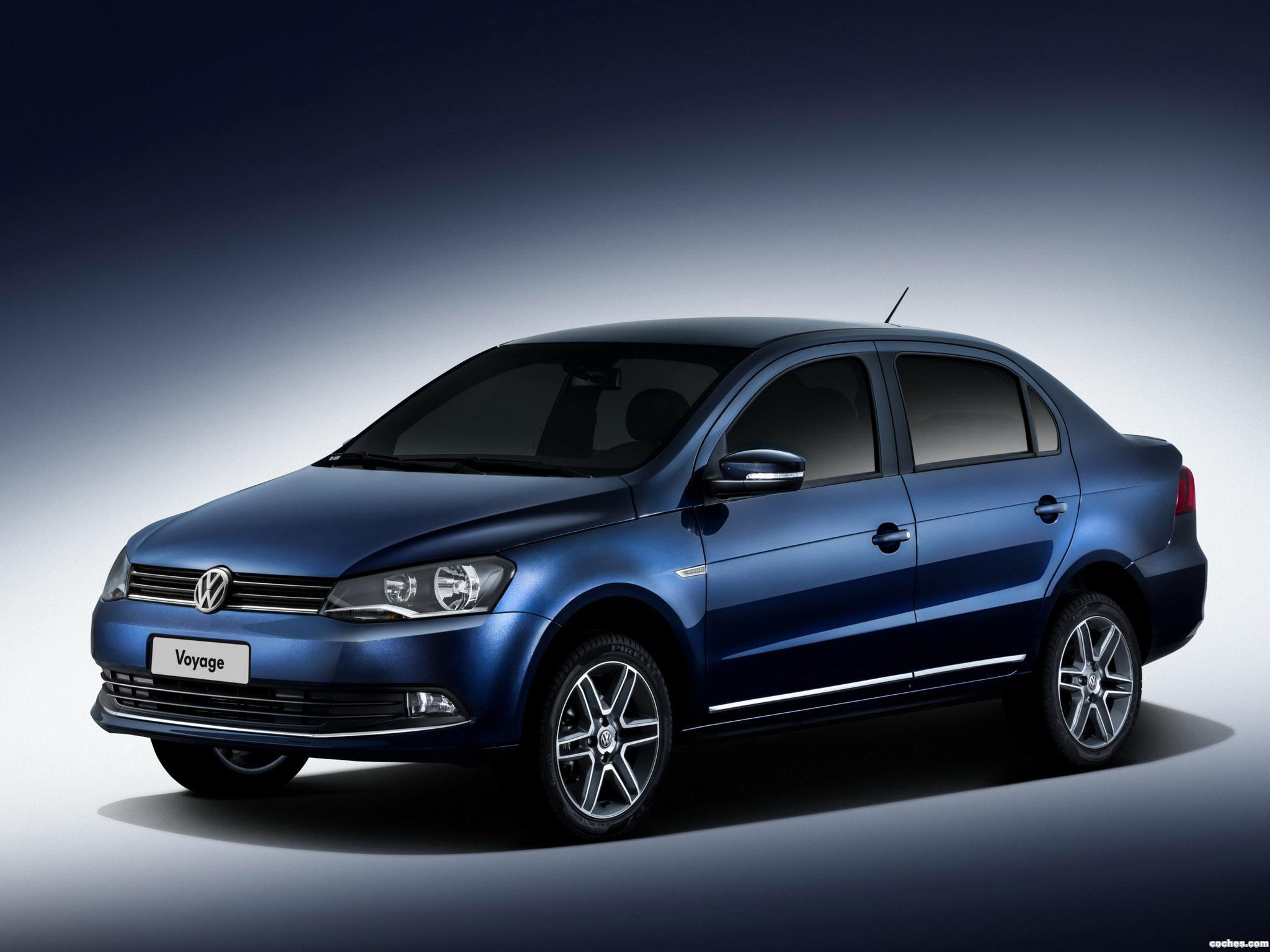 Foto 0 de Volkswagen Voyage Evidence 2014