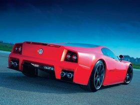 Ver foto 10 de Volkswagen W12 Concept 2001