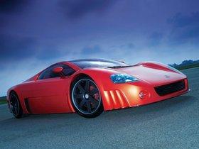 Ver foto 1 de Volkswagen W12 Concept 2001
