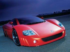 Ver foto 8 de Volkswagen W12 Concept 2001