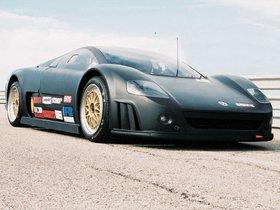 Ver foto 4 de Volkswagen W12 Concept 2001