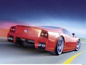 Ver foto 2 de Volkswagen W12 Concept 2001