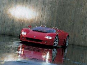 Fotos de Volkswagen W12 Roadster Concept 1998