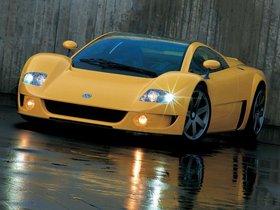Ver foto 1 de Volkswagen W12 Syncro Concept 1998