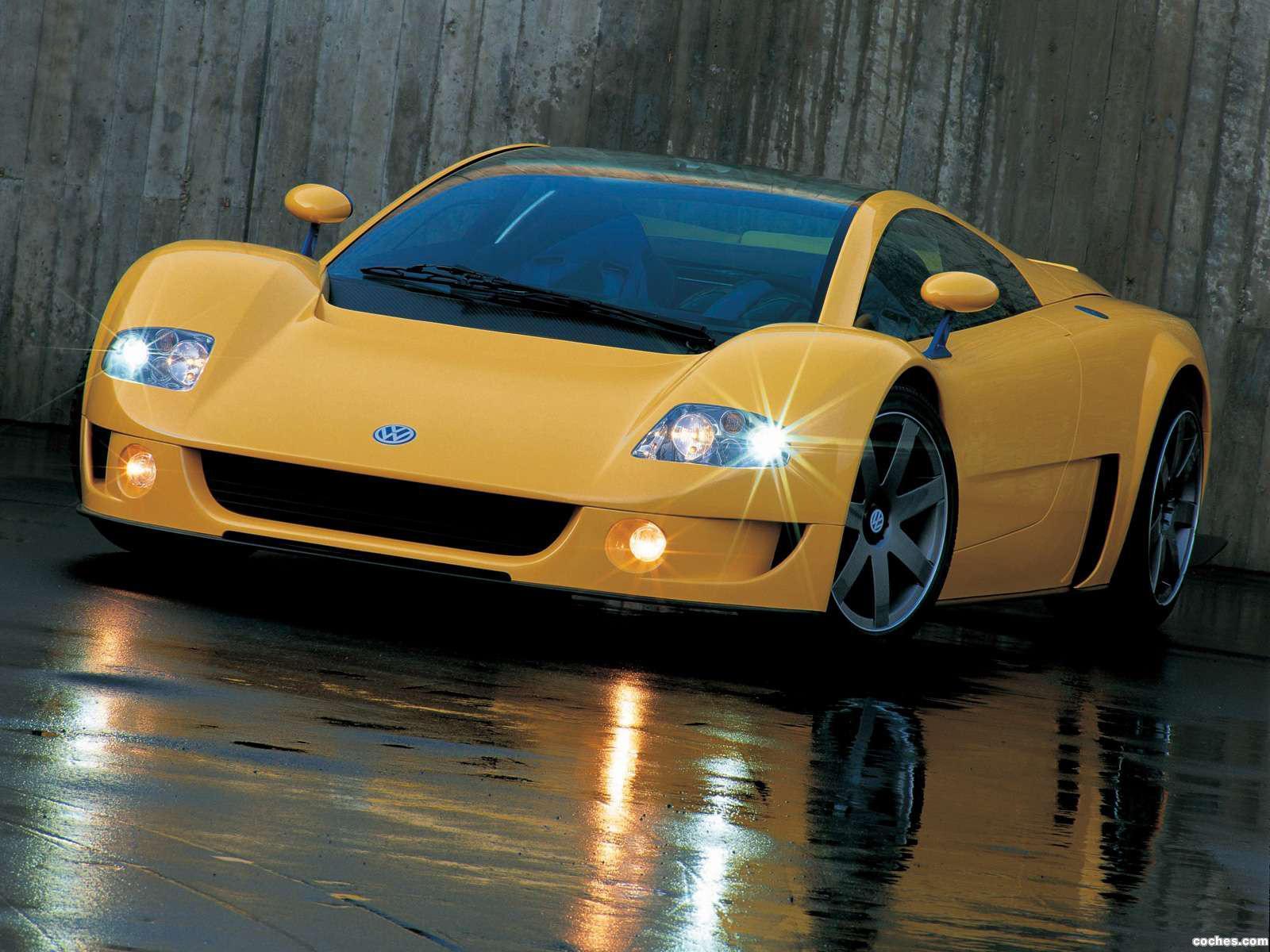 Foto 0 de Volkswagen W12 Syncro Concept 1998